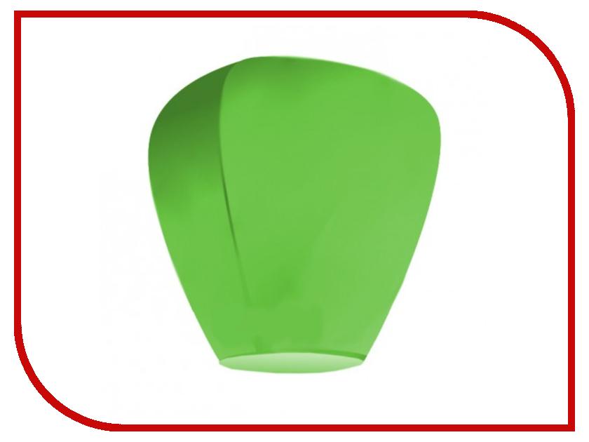 Небесный фонарик желаний Nebofon Большой Бриллиант Green