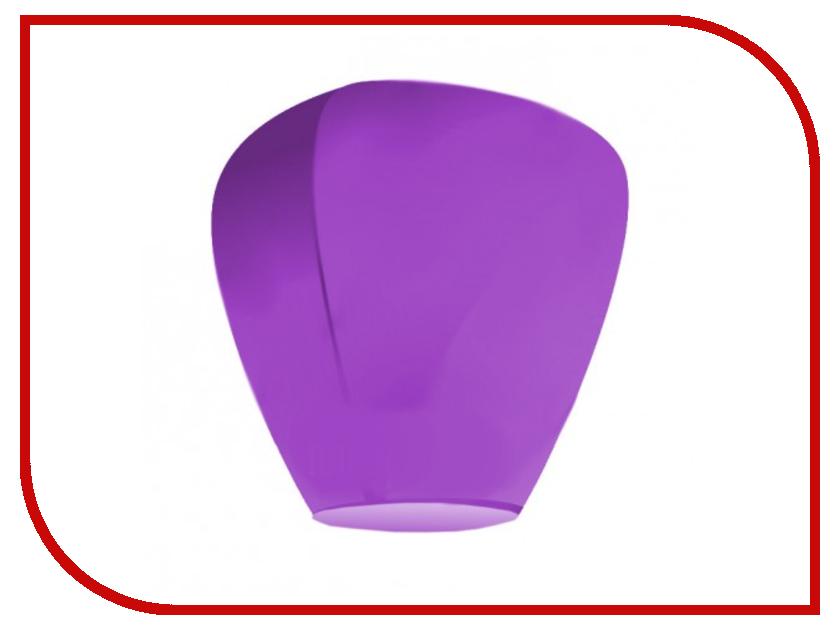 Небесный фонарик желаний Nebofon Большой Бриллиант Purple<br>