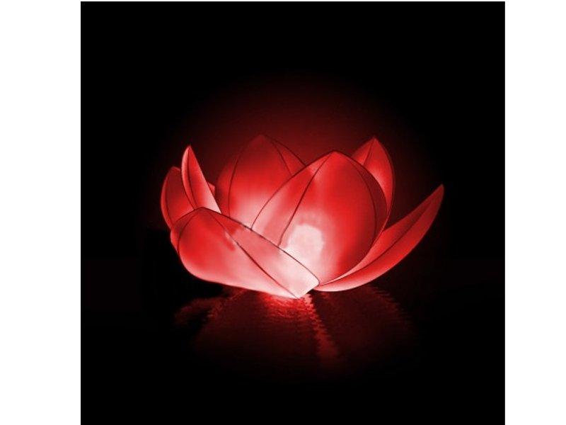 Небесный фонарик желаний Nebofon Водная лилия Red<br>