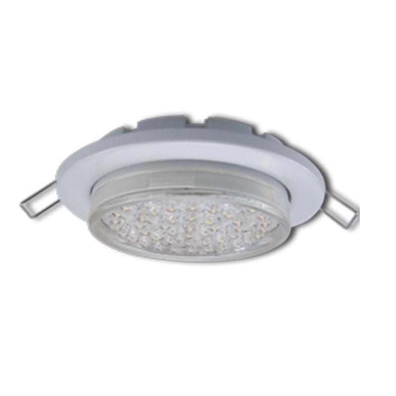 Лампочка Ecola Light LED GX53 4.2W Tablet 220V 2800K прозрачное стекло T5TW42ELC<br>