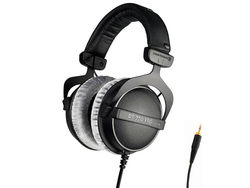 Beyerdynamic DT 770 PRO 250 Ohm beyerdynamic mmx2 глухота черный