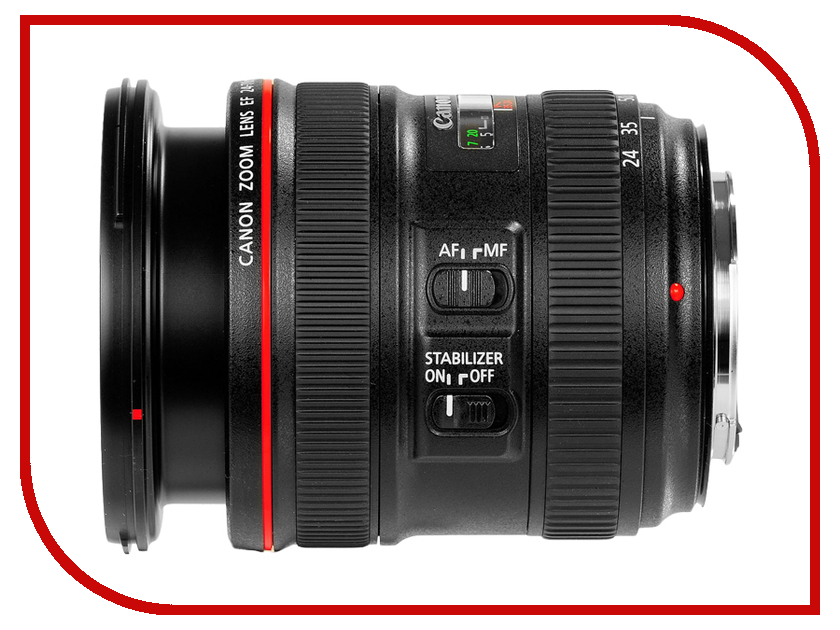 Объектив Canon EF 24-70 mm F/4 L IS USM smc type ac3000 series ac3000 02 ac3000 02d air filter combinations f r l combination ac3000 02 g1 4
