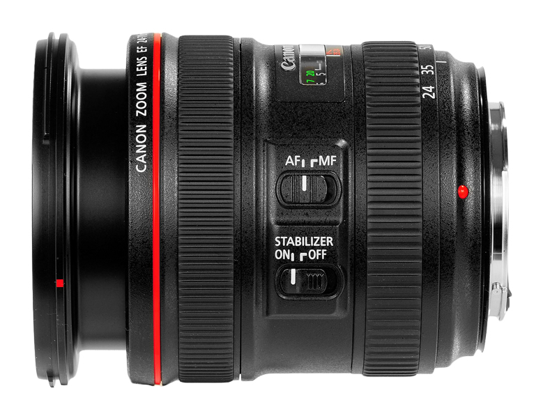 Объектив Canon EF 24-70 mm F/4 L IS USM