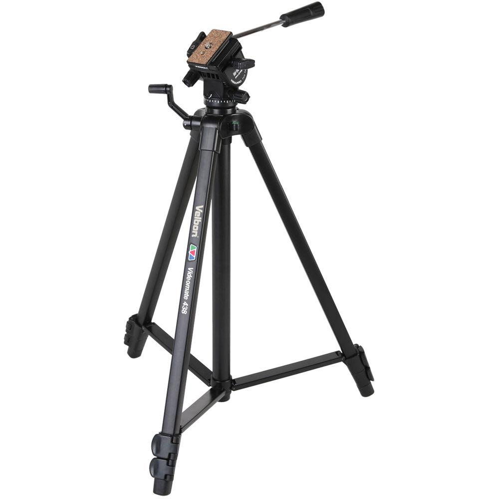 Штатив Velbon Videomate 438/F цена и фото