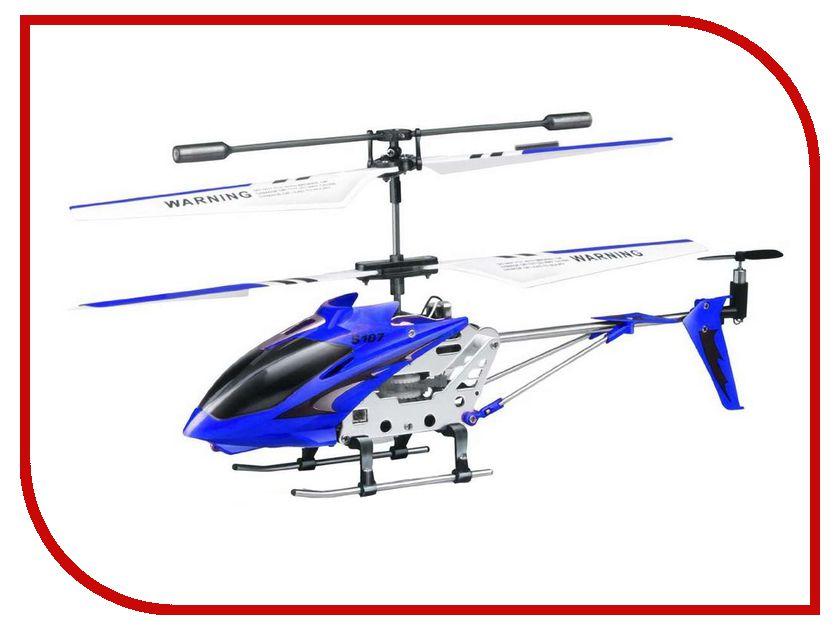 Игрушка Syma S-107G Blue игрушка ecx ruckus gray blue ecx00013t1