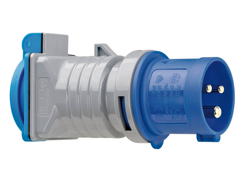 CEE-адаптер Brennenstuhl 230V Socket - CEE Plug 1080990