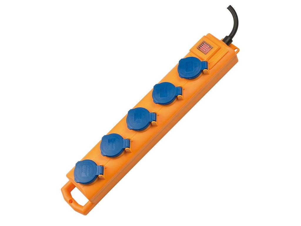 Удлинитель Brennenstuhl Super-Solid 5 Sockets 2m 1159900205