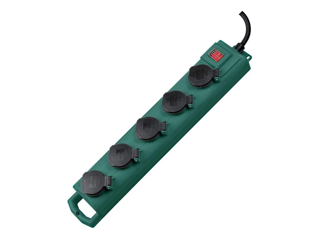 Удлинитель Brennenstuhl Super-Solid 5 Sockets 5m 1159910215