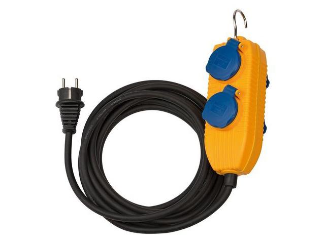 Удлинитель Brennenstuhl Extension Socket 4 Sockets 3m 1169360