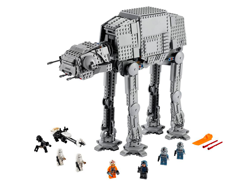 Конструктор Lego Star Wars AT-AT 1267 дет. 75288