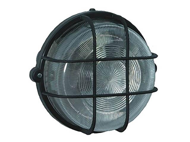 Светильник Brennenstuhl Е27 100W Black 1270700