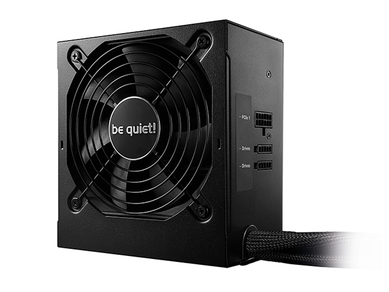 Блок питания Be Quiet System Power 9 400W CM BN300