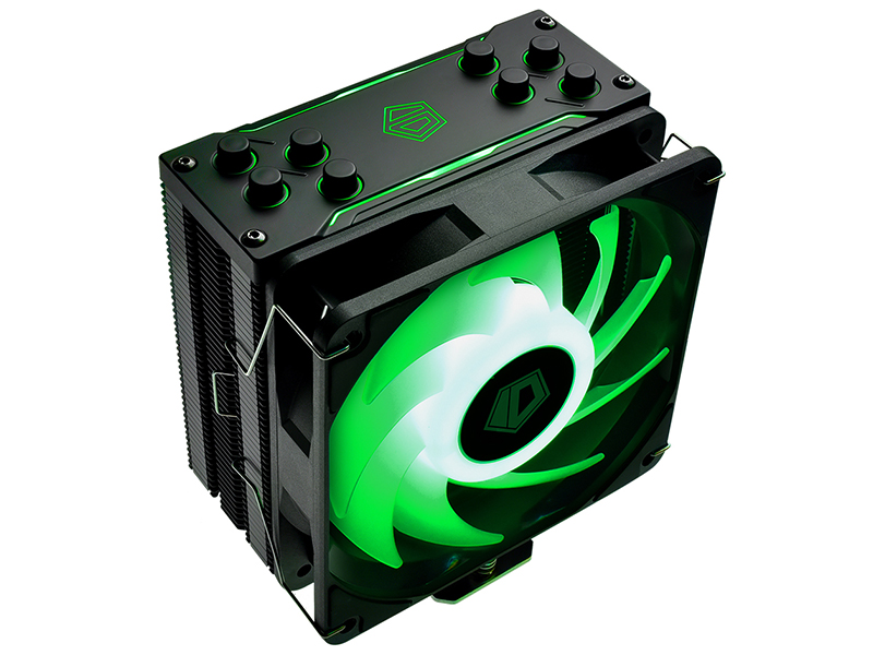 Кулер ID-Cooling SE-224-XT RGB (LGA20XX/LGA1366/LGA115X/AM4/AM3/+/AM2/+/FM2/+/FM1)