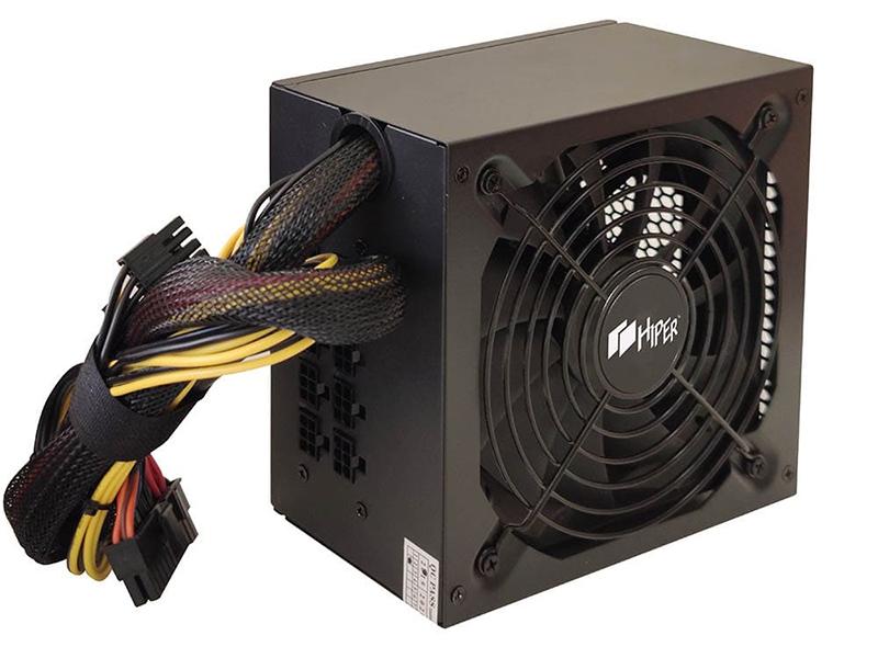 Блок питания Hiper HPB-600SM-Pro 600W Black