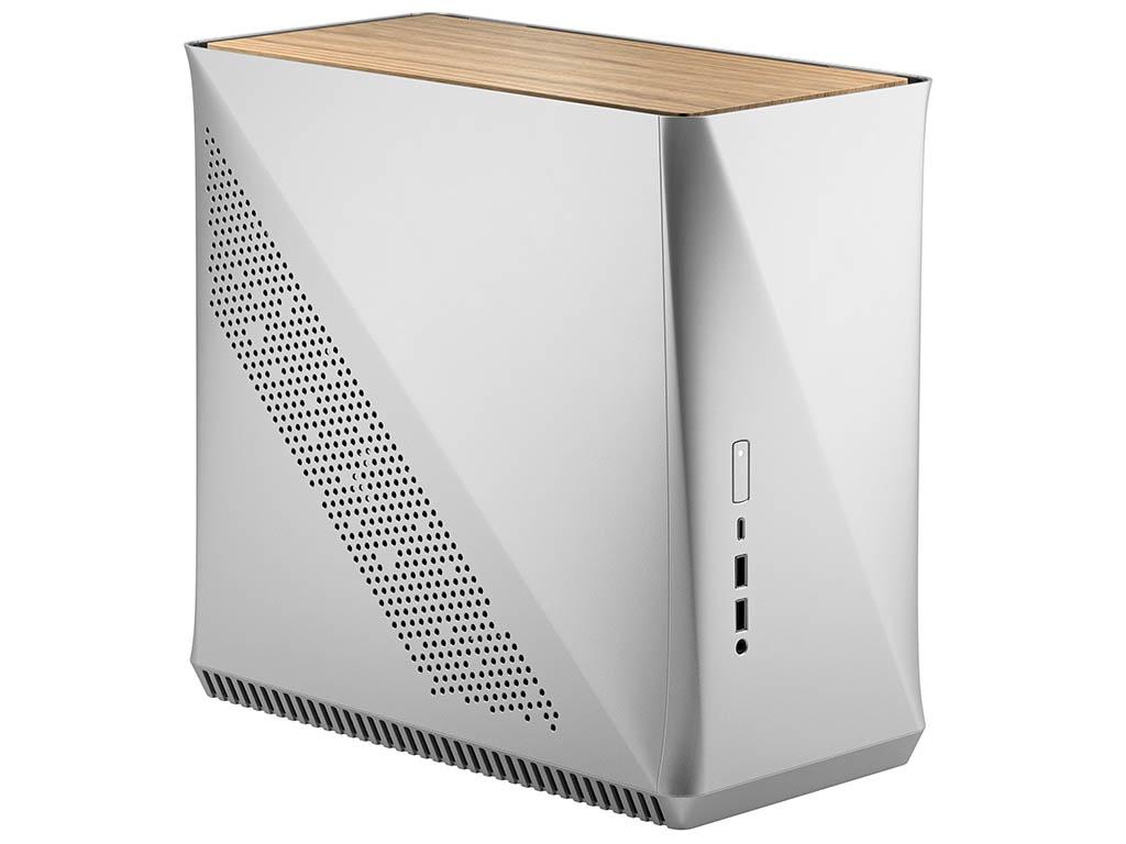 Корпус Fractal Design Era ITX Silver-White Oak FD-CA-ERA-ITX-SI