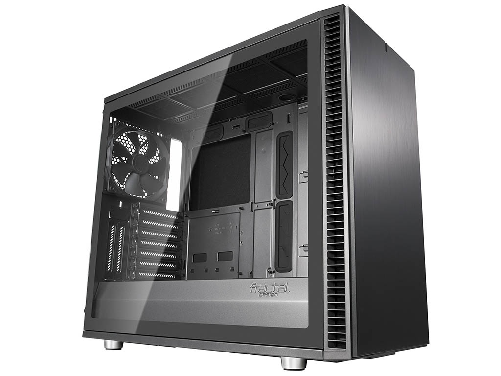 Корпус Fractal Design Define S2 Tempered Glass Gunmetal Grey FD-CA-DEF-S2-GY-TGL