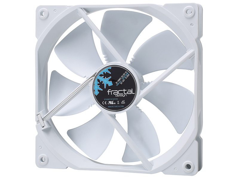 Вентилятор Fractal Design Dynamic X2 GP-14 Whiteout 140mm FD-FAN-DYN-X2-GP14-WTO