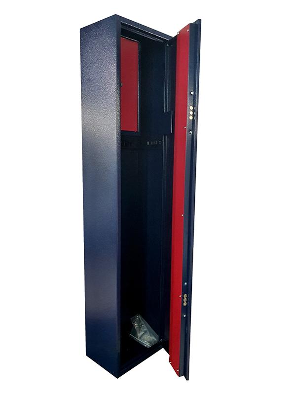Оружейный шкаф Омерта Lucky 1300x300x200cm