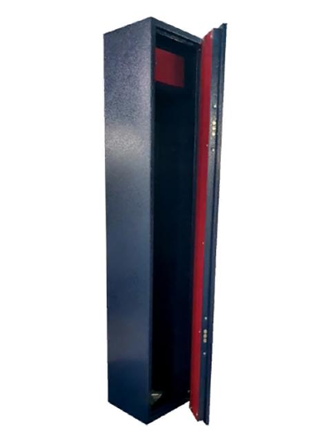 Оружейный шкаф Омерта Anjelo 1300x260x225cm