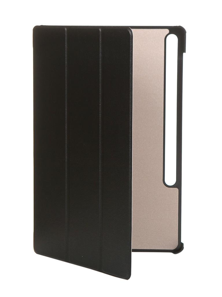 Чехол Zibelino для Samsung Galaxy Tab S7 Plus 12.4 T970 Tablet Black ZT-SAM-T970-BLK