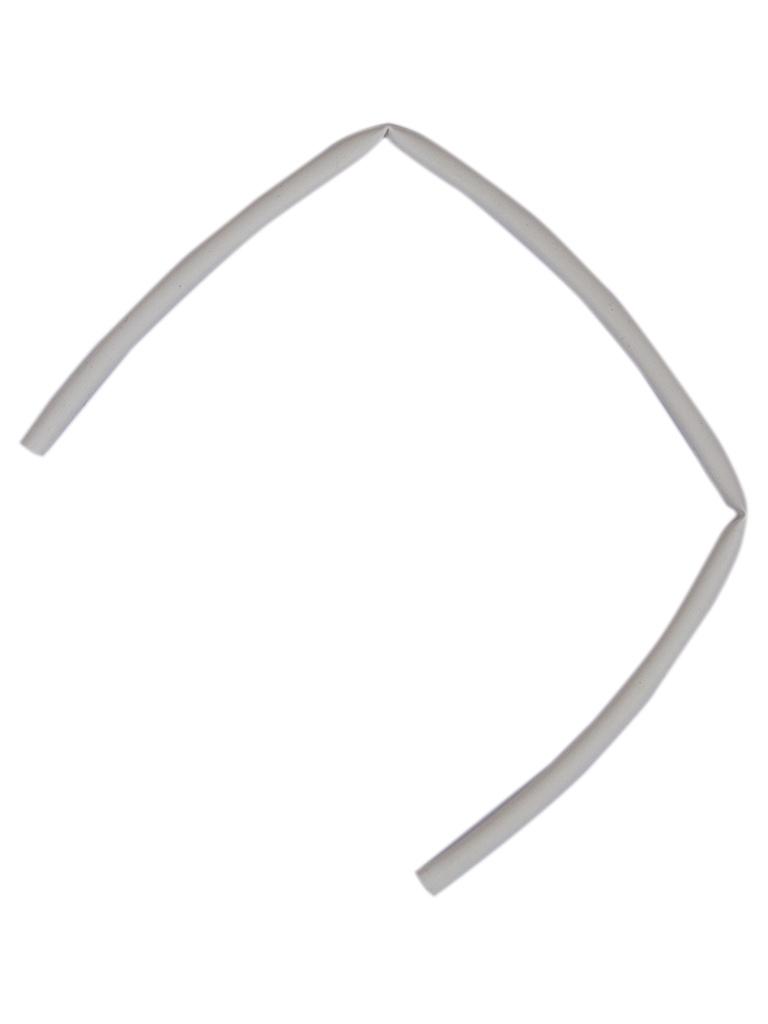 Термоусадачная трубка Phobya 3mm 30cm White 93210