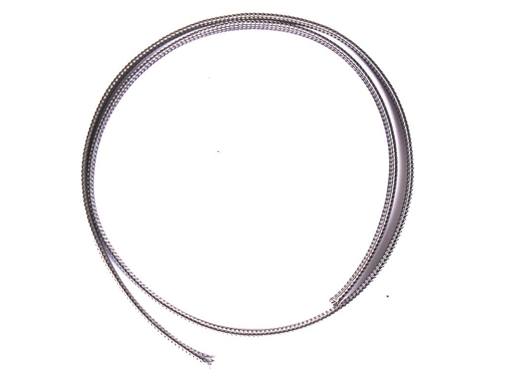 Оплётка для кабелей Phobya Flex Sleeve 10mm 1m Carbon Fiber 93199