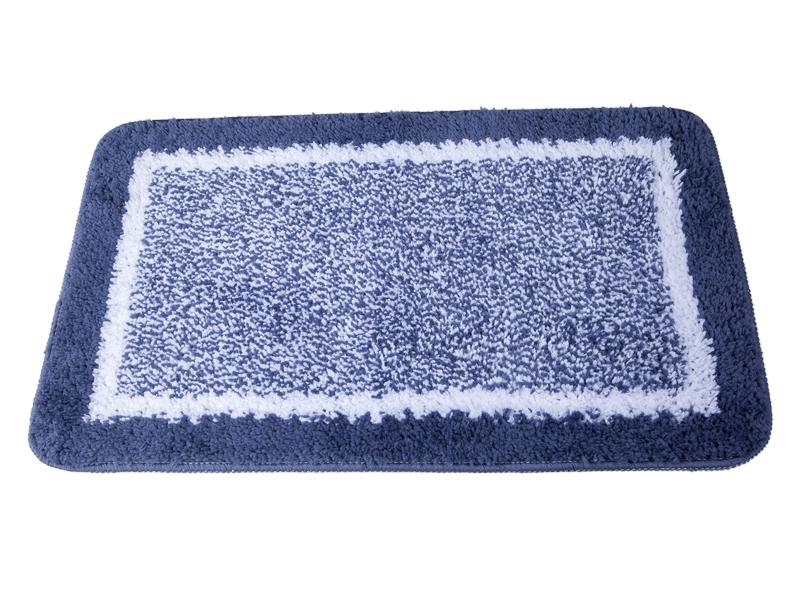 Коврик Aquarius Рамка 45x75cm Blue 66742