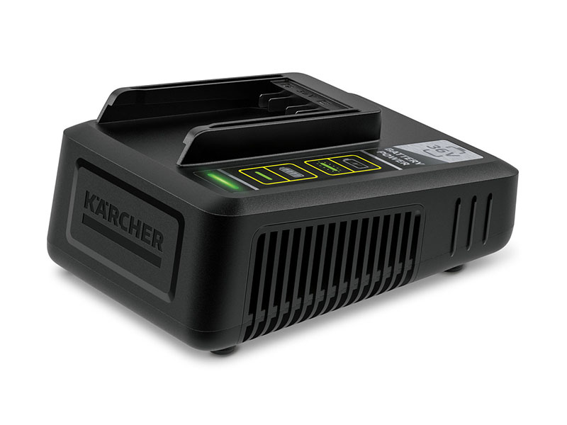 Аккумулятор + зарядное устройство Karcher Fast Charger Battery Power 36V 2.445-033