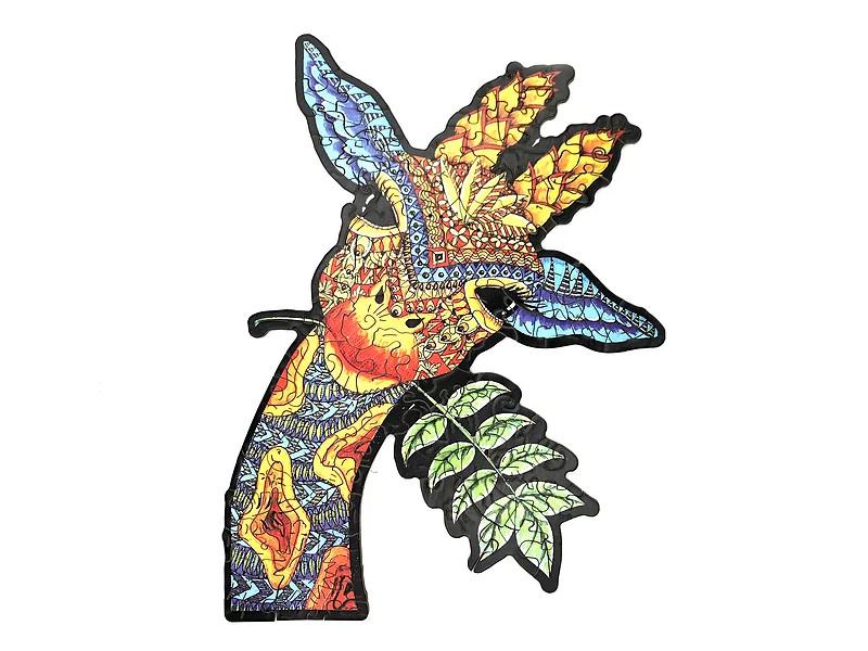Пазл Culmo Любопытный жираф 110 эл. JWP-CGIRA-M