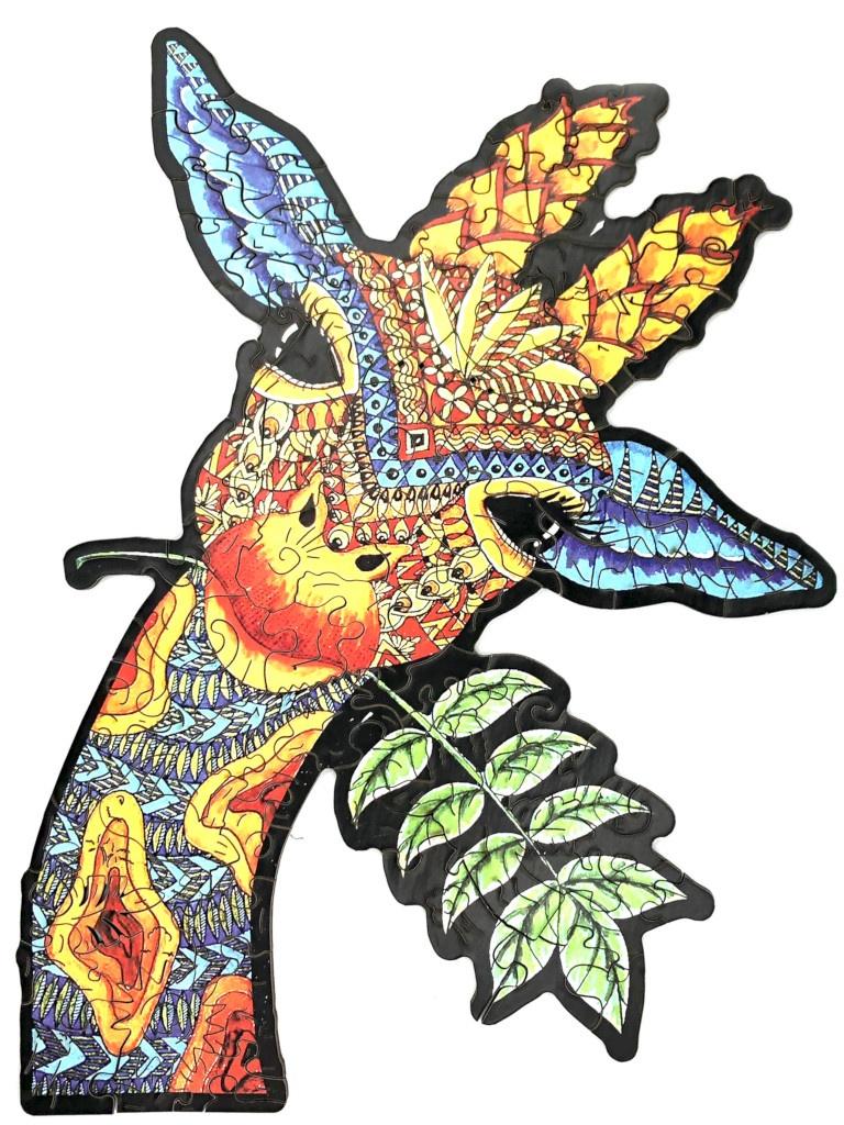 Пазл Culmo Любопытный жираф 250 эл. JWP-CGIRA-L