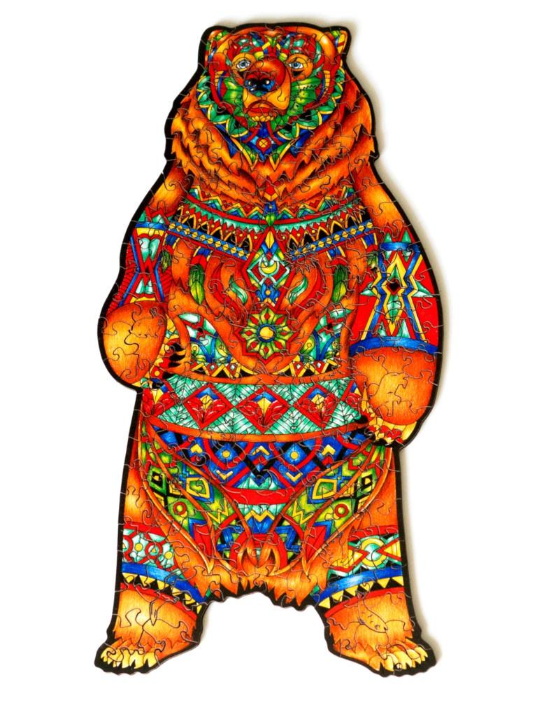 Пазл Culmo Чарующий медведь 187 эл. JWP-CBEAR-M