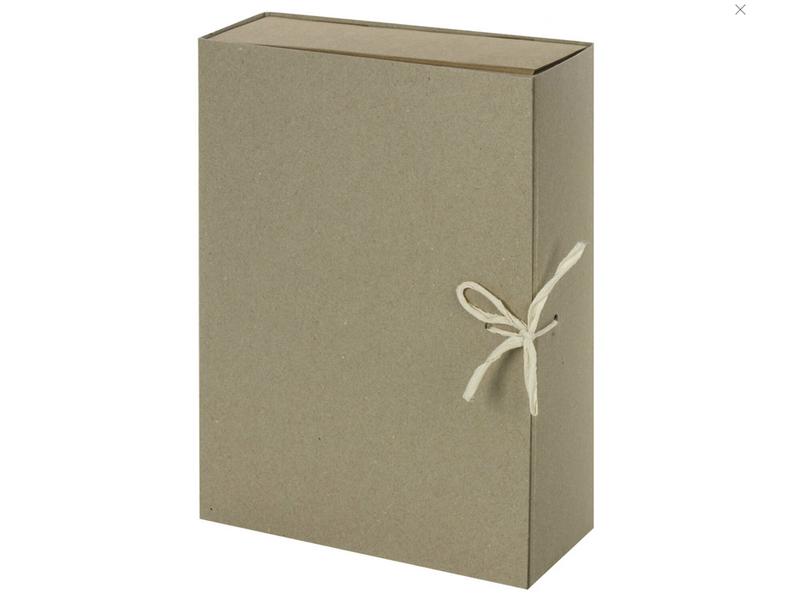 Папка Staff A4 до 600 листов 111955