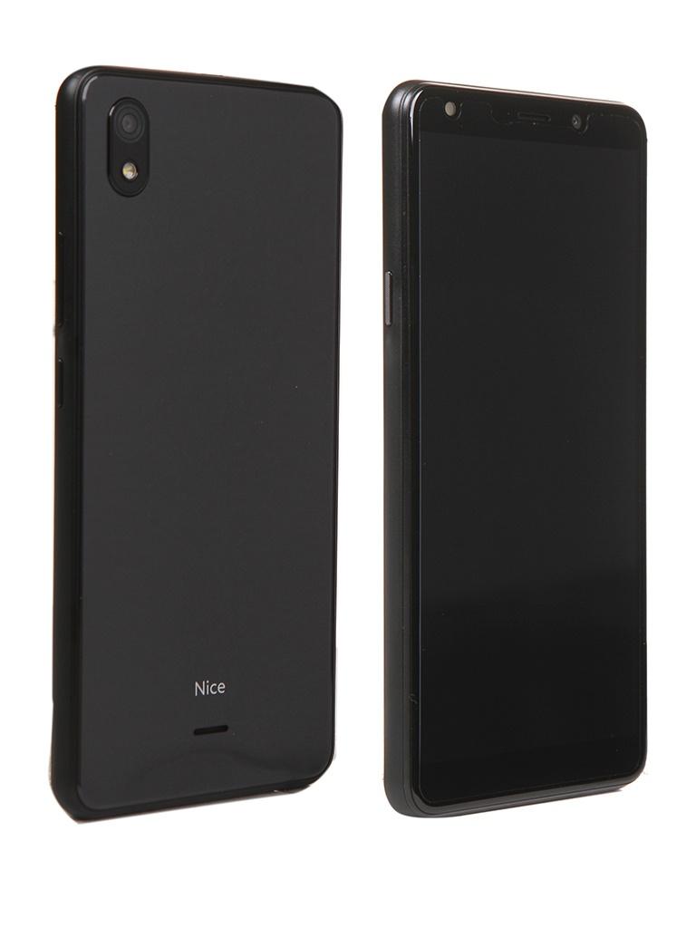 Сотовый телефон BQ 6045L Nice Dark Grey