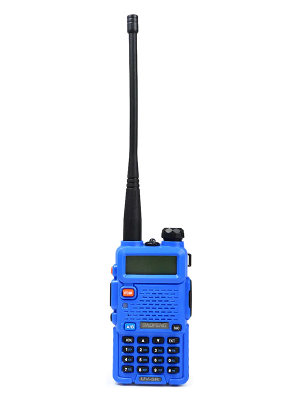 Рация Baofeng UV-5R 5W Blue