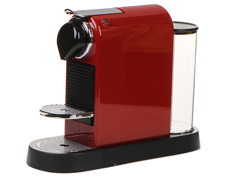 Кофемашина DeLonghi Nespresso Citiz C113 Cherry