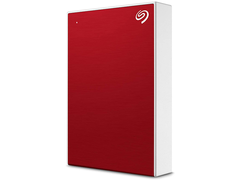 Жесткий диск Seagate One Touch Portable Drive 4Tb Red STKC4000403