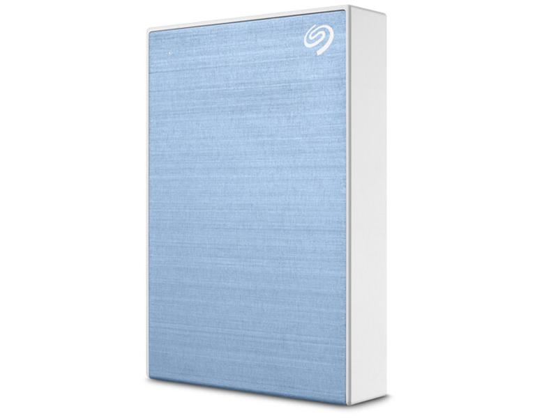Жесткий диск Seagate One Touch Portable Drive 1Tb Light Blue STKB1000402