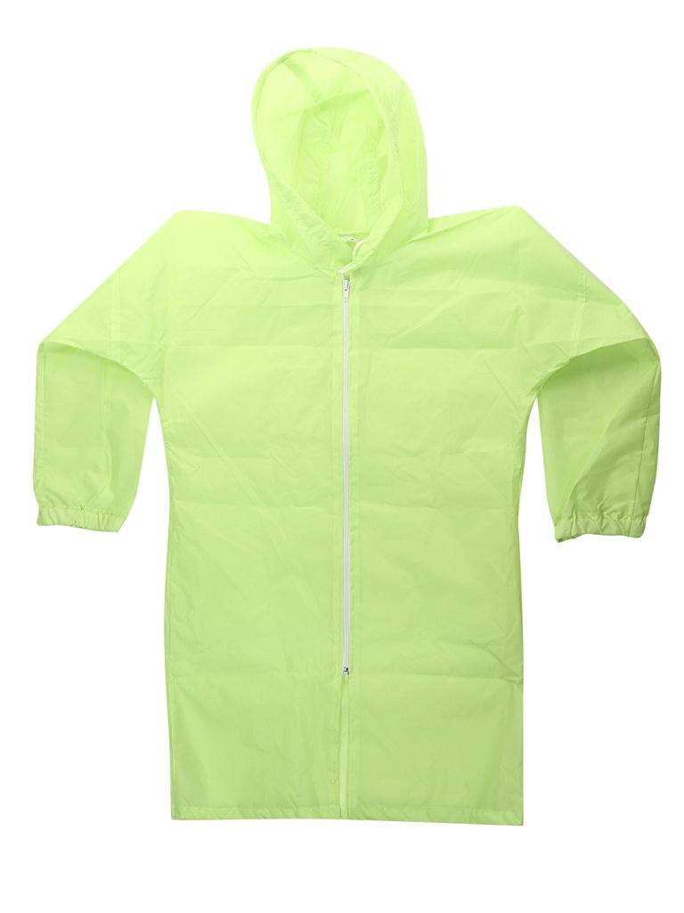Плащ-дождевик детский Русский дождевик Ивент рост 122-134cm Fluorescent Yellow