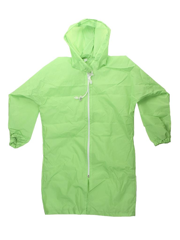 Плащ-дождевик детский Русский дождевик Ивент рост 122-134cm Light Green