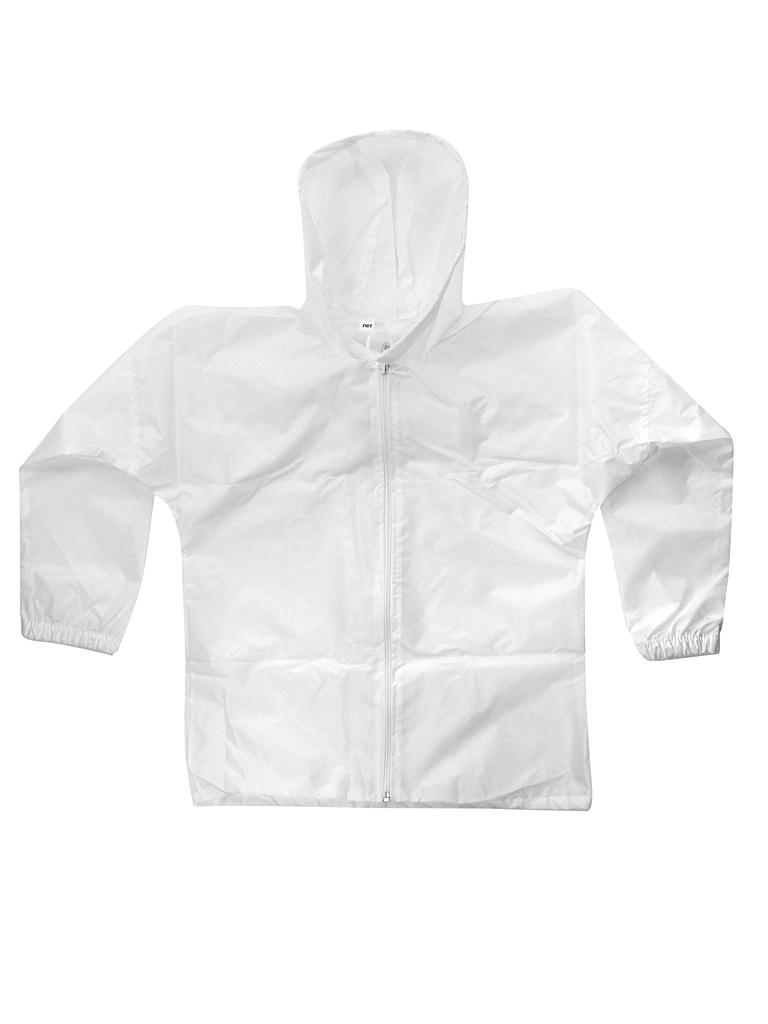 Куртка-ветровка детская Русский дождевик Промо рост 122-134cm White