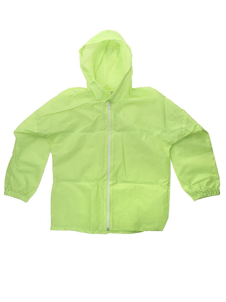 Куртка-ветровка детская Русский дождевик Промо рост 122-134cm Yellow Fluor