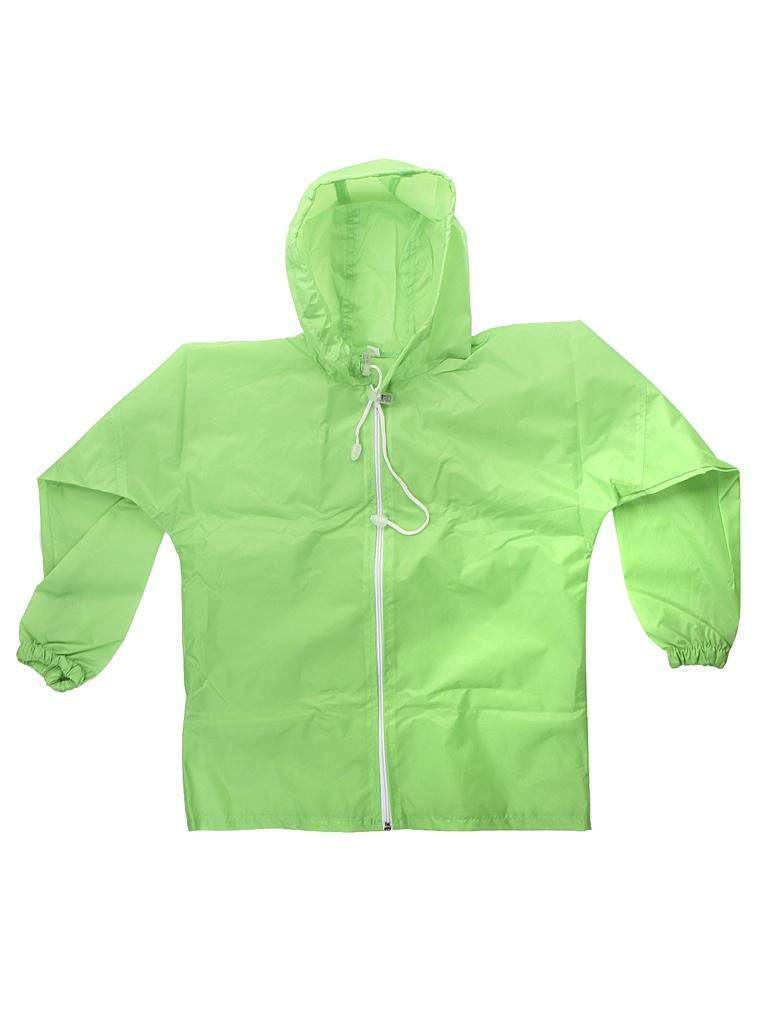 Куртка-ветровка детская Русский дождевик Промо рост 122-134cm Light Green