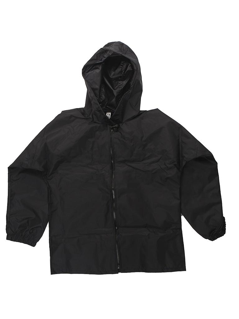 Куртка-ветровка детская Русский дождевик Промо рост 122-134cm Dark Blue