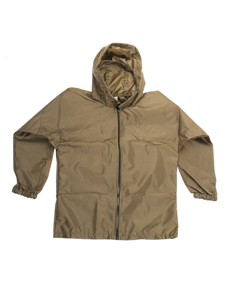 Куртка-ветровка детская Русский дождевик Промо рост 122-134cm Khaki