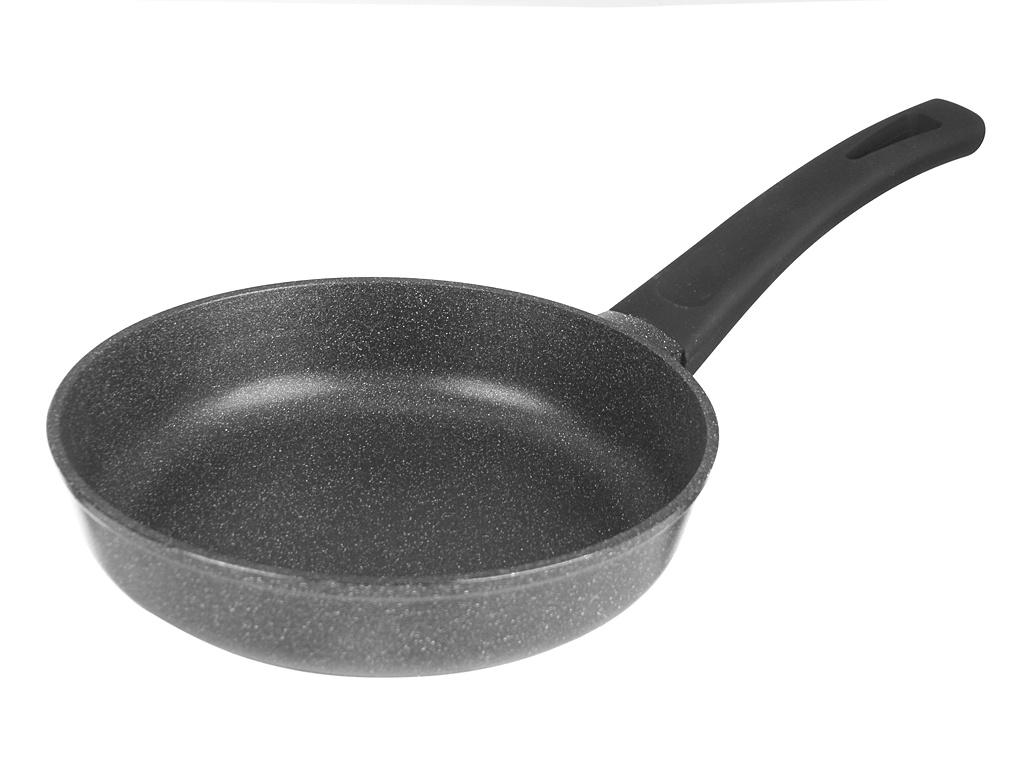 Сковорода Традиция Антрацит 22cm ТА2221