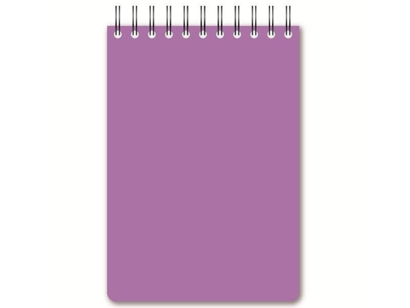 Блокнот Attache Bright Colours А6 60 листов 1223707