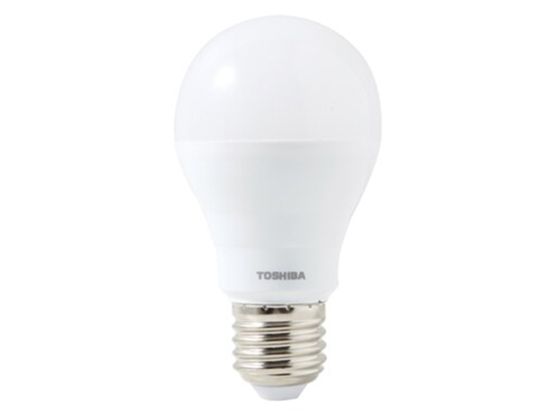 Лампочка Toshiba A60 Blub 11W CRI 80 ND 3000K E27 00101315949A