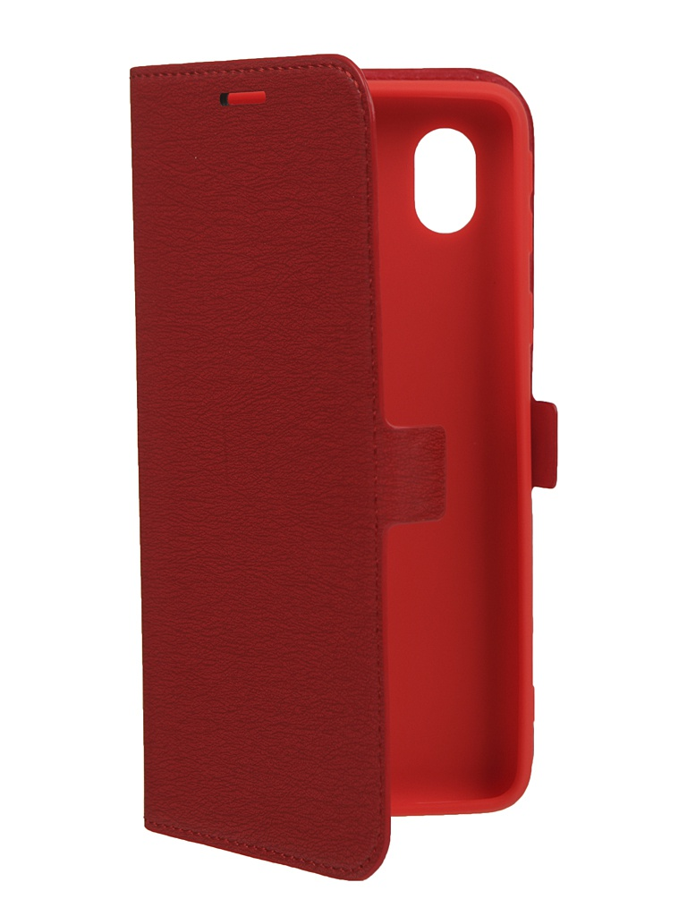 Чехол Krutoff для Samsung Galaxy A01 Core (A013) Red 10489