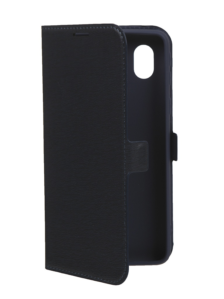 Чехол Krutoff для Samsung Galaxy A01 Core (A013) Blue 10490