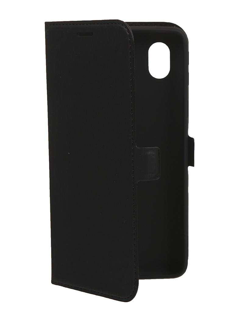 Чехол Krutoff для Samsung Galaxy A01 Core (A013) Black 10491